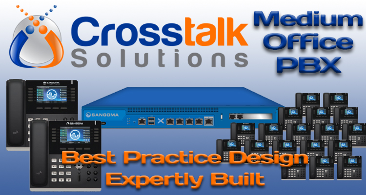 Crosstalk Medium Office PBX