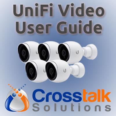 UniFi Video User Guide